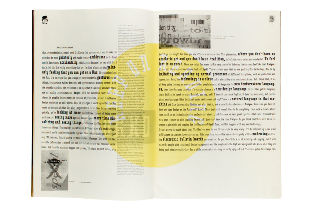 WHY EMIGRE MATTERED – AND STILL MATTERS