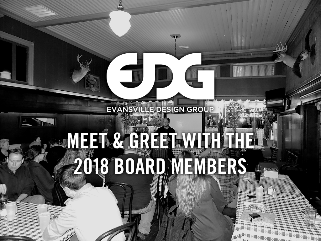 Meet & Greet With the 2018 Board Members