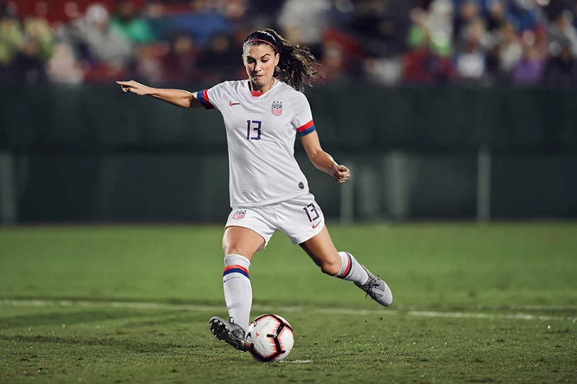 NIKE weaves 2019 women's world cup kits from recycled plastic bottles