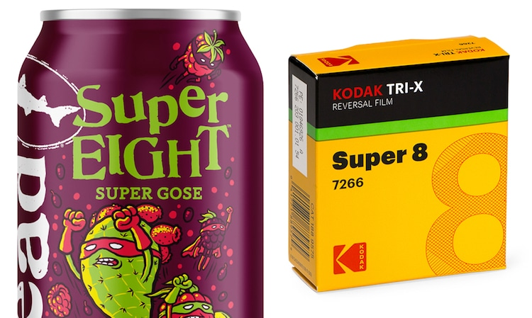 This Craft Beer Was Created to Develop Kodak Super 8 Film