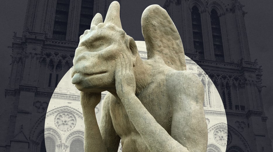 The Notre-Dame fire's ashes could be used to 3D-print its new gargoyles