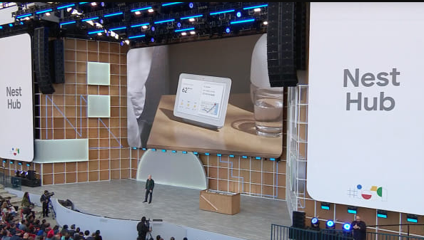 Google just nonchalantly rebranded its smart home arm