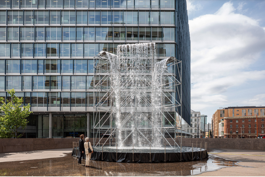 Olafur Eliasson: In Real Life encourages visitors to engage with climate change