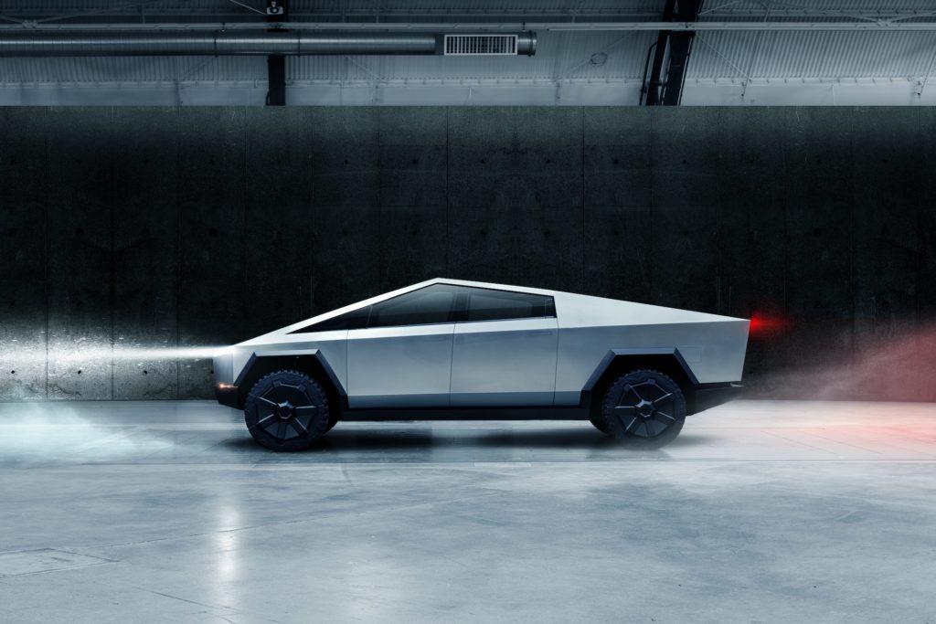 Why the Tesla Cybertruck Looks So Weird