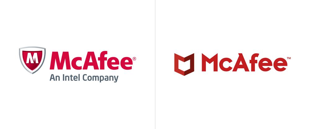 Inspiration: McAfee Brand Update