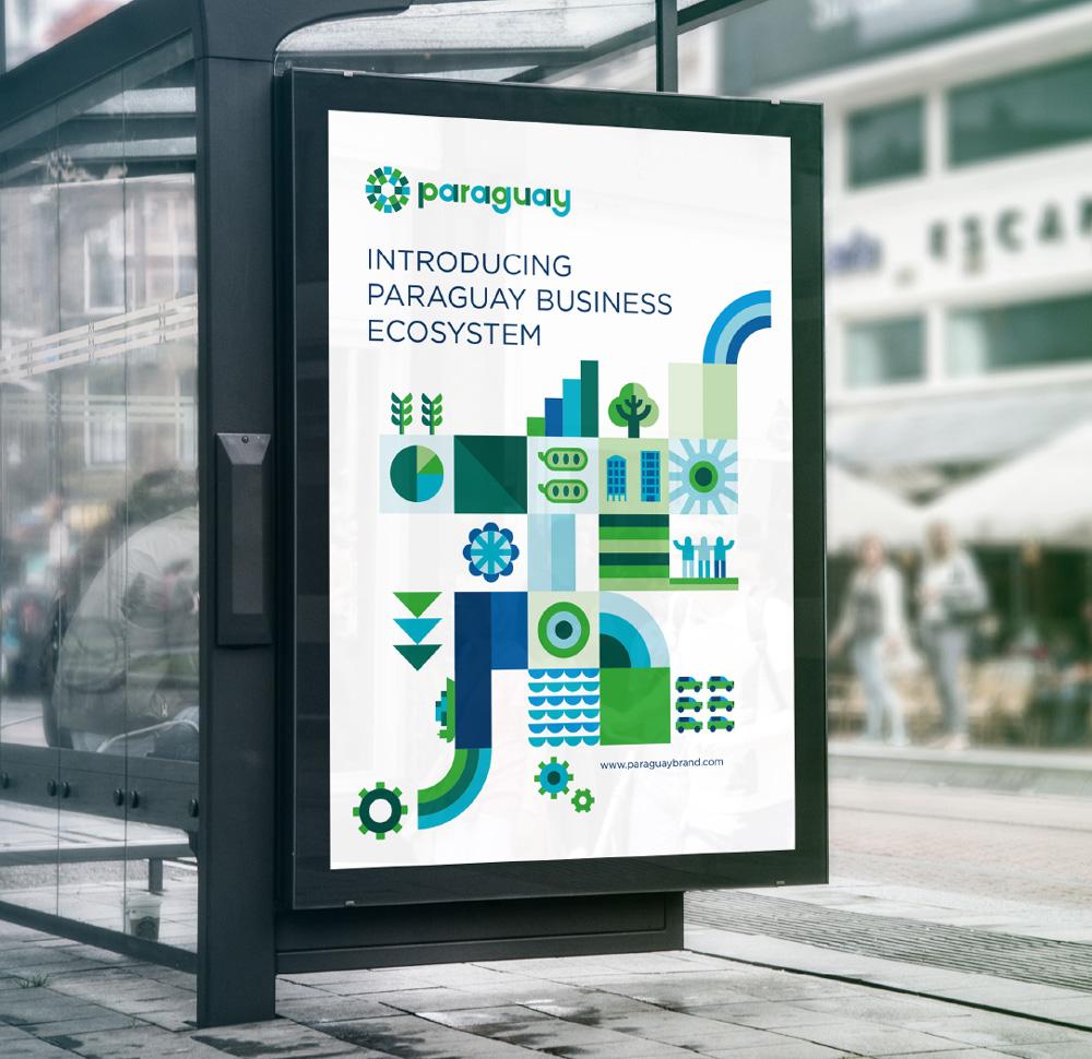 Inspiration: Paraguay's Brand System