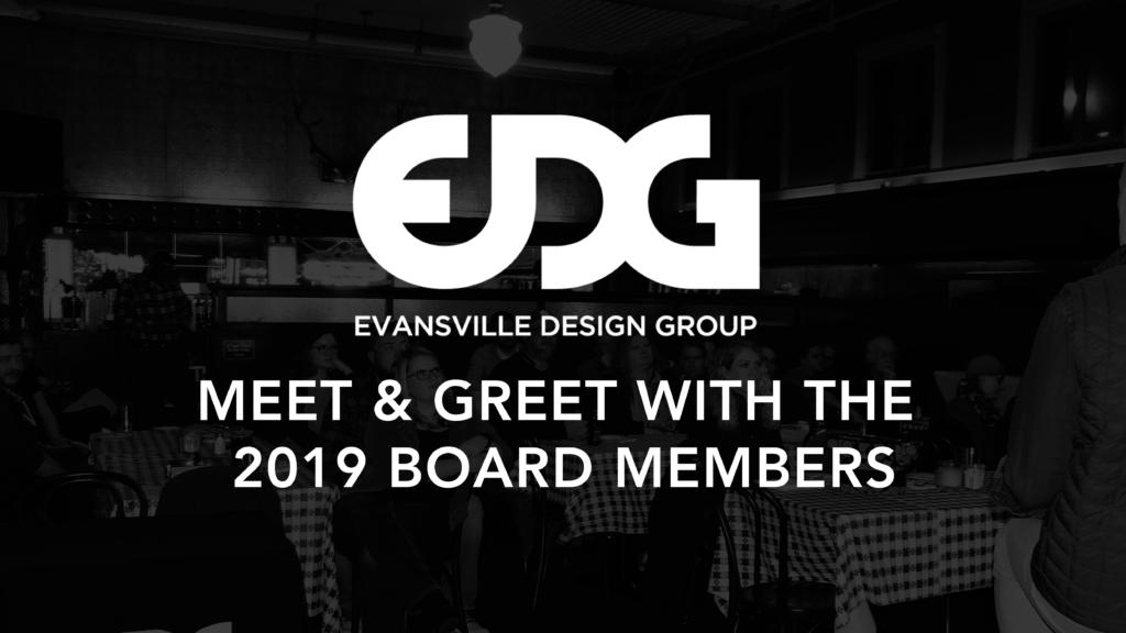 Meet & Greet with 2019 Board Members